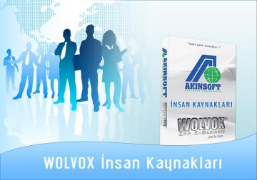 AKINSOFT Wolvox Human Resources